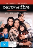 Party Of Five - Season 1 on DVD