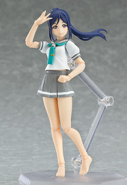 Figma Lovelive!: Kanan Matsuura - Action Figure