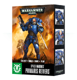 Warhammer 40,000 Easy to Build Primaris Reivers