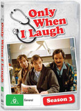Only When I Laugh - Season 3 on DVD