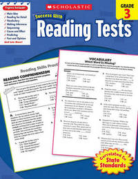 Reading Tests, Grade 3 image