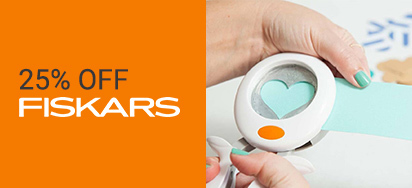 25% off All Fiskars!
