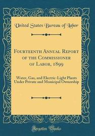 Fourteenth Annual Report of the Commissioner of Labor, 1899 by United States Bureau of Labor image