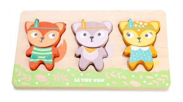Le Toy Van: Petilou - Little Fox Puzzle