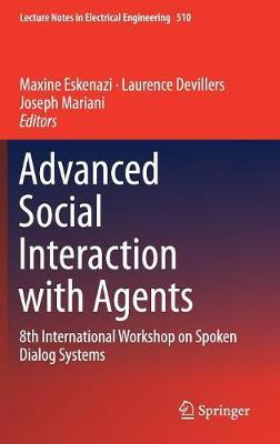 Advanced Social Interaction with Agents image