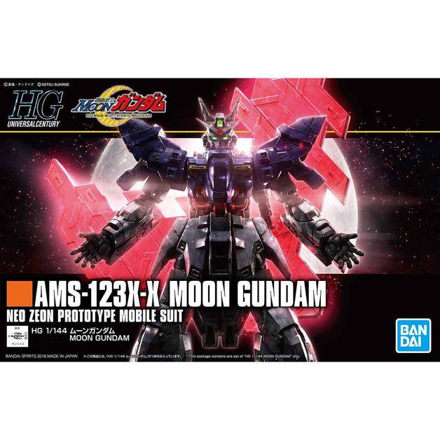 HGUC 1/144 Moon Gundam - Model kit