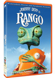 Rango on DVD