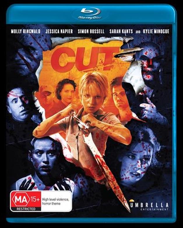 Cut on Blu-ray