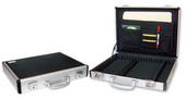 "Laser Aluminium laptop carry case - Up to 15"" Laptops image"