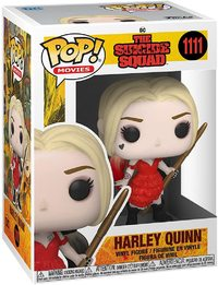 The Suicide Squad (2021): Harley Quinn (Damaged Dress) - Pop! Vinyl Figure