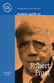 Student Guide to Robert Frost by Warren Hope image