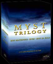 Myst Trilogy for PC Games