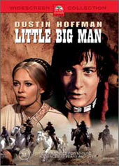 Little Big Man on DVD