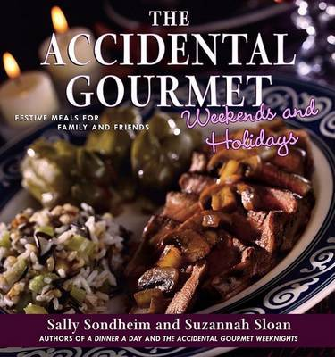 Accidental Gourmet Weekends and Ho by SONDHEIM image