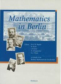 Mathematics in Berlin
