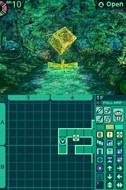 Etrian Odyssey II: Heroes of Lagaard for DS image