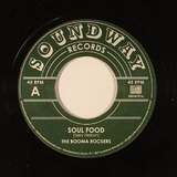 "Soul Food / Booma Woman (7"") by The Booma Rockers"