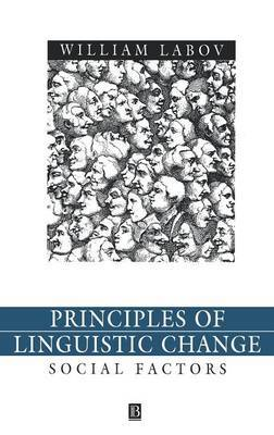 Principles of Linguistic Change, Volume 2 by William Labov