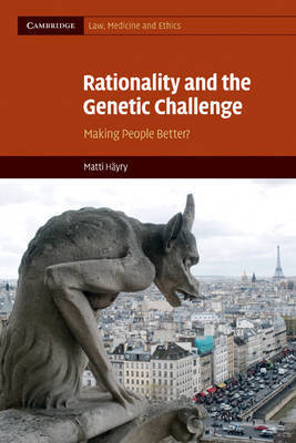 Rationality and the Genetic Challenge by Matti Hayry image