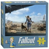 Fallout: 550pc Puzzle - Neighborhood Patrol