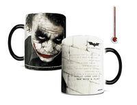 Dark Knight Joker Man with a Plan Morphing Mug (325ml)