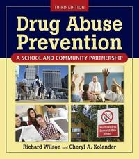 Drug Abuse Prevention by Richard Wilson image