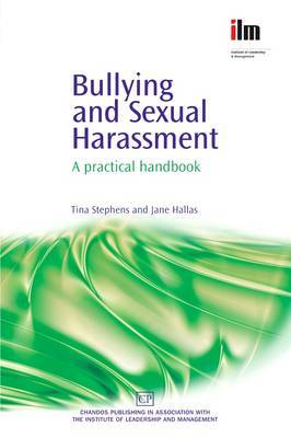 Bullying and Sexual Harassment by Tina Stephens image