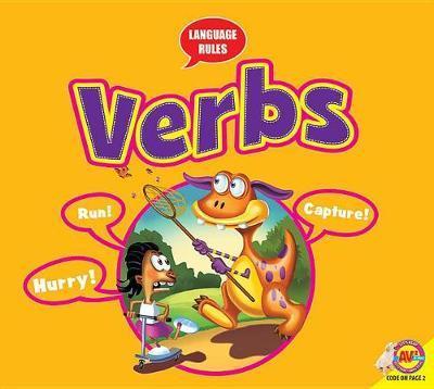 Verbs by Ann Heinrichs image