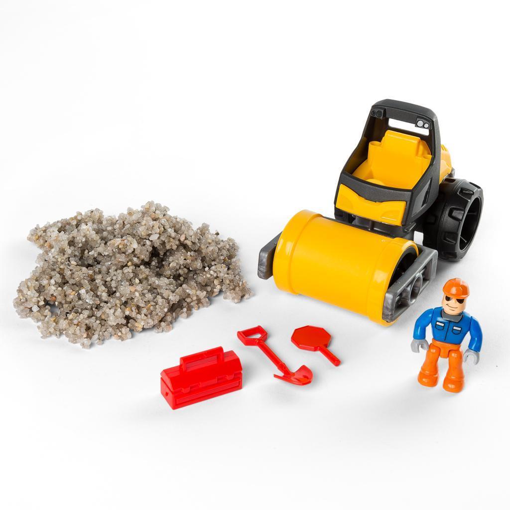 Kinetic Sand: Kinetic Rock – Paver Vehicle image
