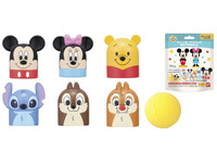 Disney Finger Mascot Bath Bomb (Blind Box)