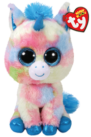 Ty Beanie Boo Medium Blitz Unicorn