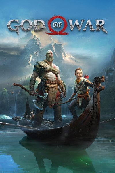 God of War Maxi Poster - Key Art (683)