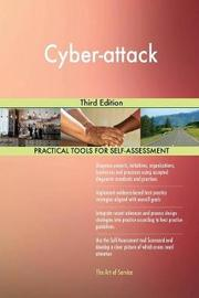 Cyber-Attack Third Edition by Gerardus Blokdyk image