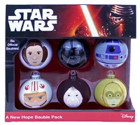 Star Wars A New Hope Christmas Ornament Set