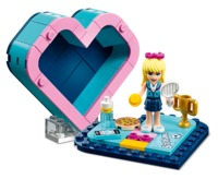 LEGO Friends: Stephanie's Heart Box (41356) image