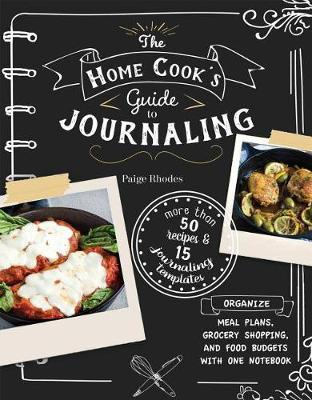 The Home Cook's Guide to Journaling by Paige Rhodes image