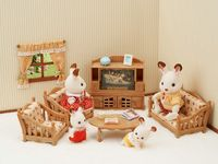 Sylvanian Families - Comfy Living Room Set