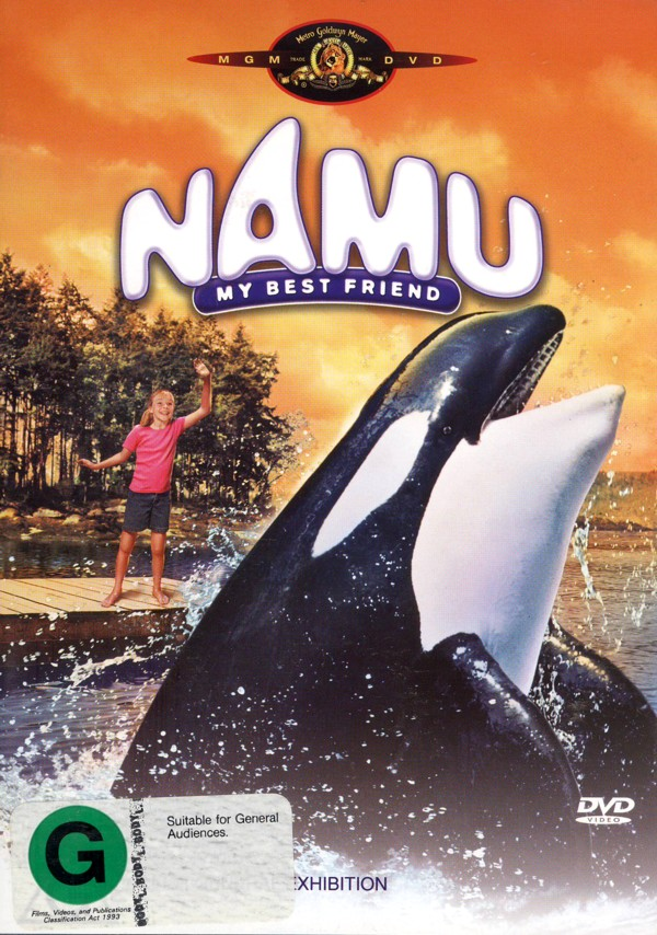Namu, My Best Friend on DVD image