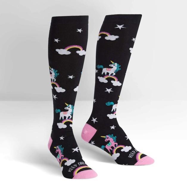 Sock It to Me: Female Knee - Keep Dreamin'