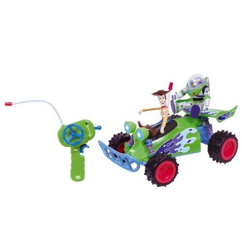 Toy Story Radio Controlled Car image