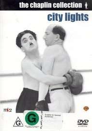 City Lights - The Charlie Chaplin Collection on DVD image
