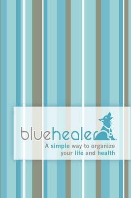 Bluehealer Diary by Angela Shipp image