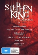 Stephen King Collection (9 Disc Box Set) on DVD
