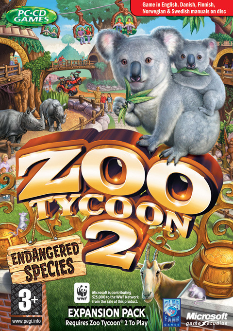 Zoo Tycoon 2: Endangered Species for PC