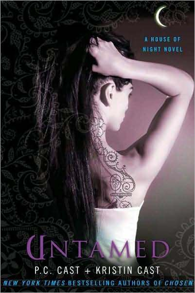 Untamed (House of Night #4) (US) by P C Cast