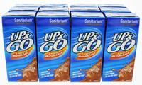 UP&GO Liquid Breakfast Choc Ice 350ml (12 Pack)