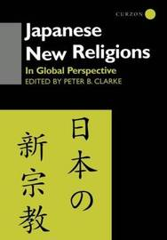Japanese New Religions in Global Perspective by Peter B Clarke image