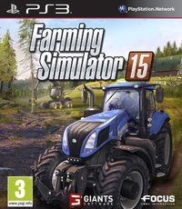 Farming Simulator 2015 for PS3