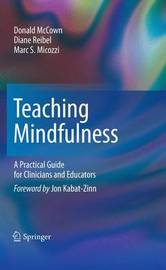 Teaching Mindfulness by Donald McCown