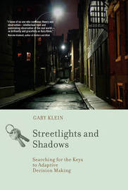 Streetlights and Shadows by Gary A Klein